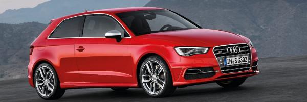 Foto della nuova Audi S3