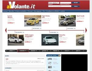 Tutte le nuove auto su AlVolante.it