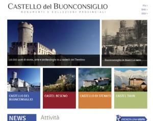 Il  Castello del Buonconsiglio