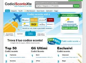 www.codiciscontoxte.it