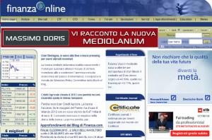 Tantissime informazioni utili nel forum di FinanzaOnline.com