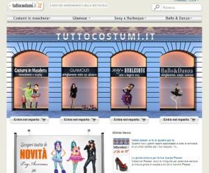 Costumi ed accessori per Halloween su TuttoCostumi.it