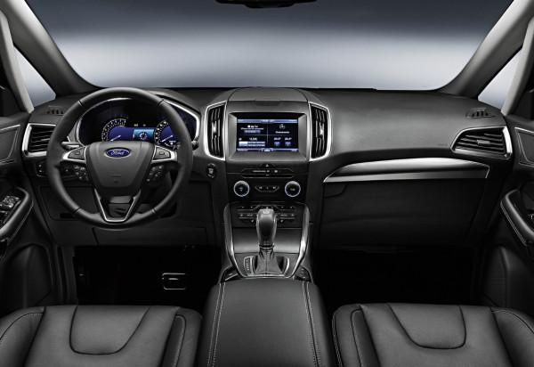 Nuova Ford S Max