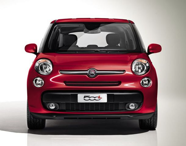 foto fiat 500 5 porte. Black Bedroom Furniture Sets. Home Design Ideas