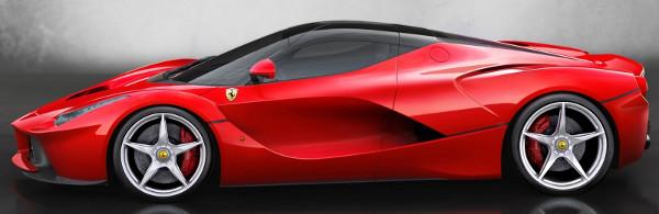 La nuova spettacolare Ferrari LaFerrari