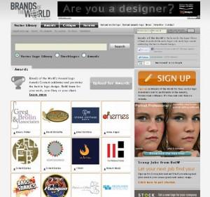 Loghi di aziende da tutto il mondo su Brands of the World