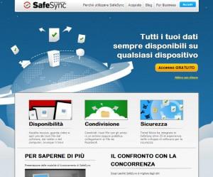 I migliori cloud: SafeSync