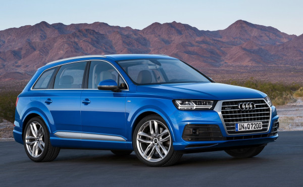 La nuova Audi Q7