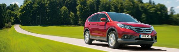 Il nuovo SUV Honda CR-V