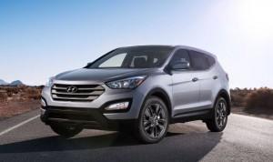 La nuova Hyundai Santa Fe (versione 2013)