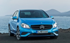 Mercedes Classe A 2013 - il frontale