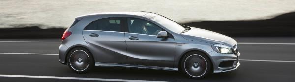 Foto della nuova Mercedes Classe A