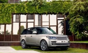 La nuova lussuosa Range Rover