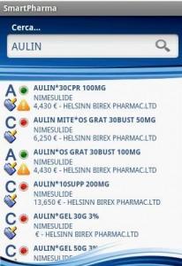 Smartpharma, prontuario farmaceutico gratuito per Android