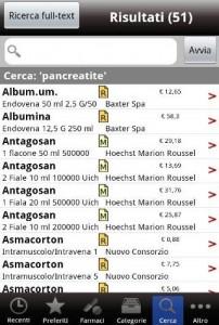FarmaciaFree e FarmaciaPlus - prontuari farmaceutici per Android
