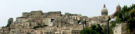 I comuni della Provincia di Ragusa