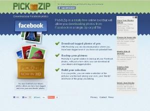 Software per scaricare le foto di Facebook