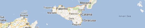 La Banca d'Italia in Sicilia - le filiali