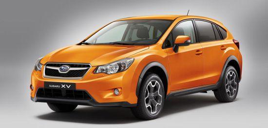 Il nuovo crossover Subaru XV