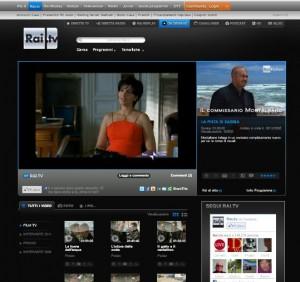 Gli episodi del Commissario Montalbano su Rai.tv